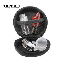 250 ml seperatory funnel with glass stopper 24 29 joint ptfe stopcock glass labware TOPPUFF Snuff Set Glass Snuff Sniffer Snorter Dispenser + Glass Pill Bottle +  Plastic Funnel + Snuff Jar With Spoon