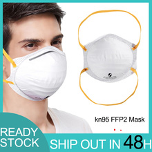 10pcs N95 KN95 Anti-Fog FFP2 Dust Mask Child Adult PM2.5 Anti Face Mouth Warm Masks Healthy Air Filter Dust Proof Protection 500pcs kn95 face mask n95 ffp2 pm2 5 anti pollution mask filter non woven disposable masks for germ dust protection pack