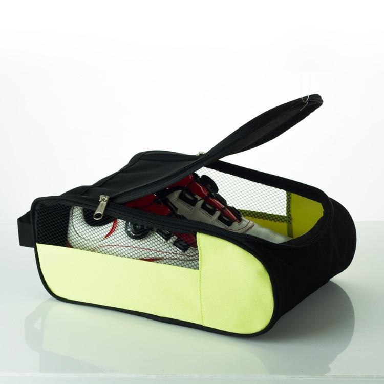 Global Hot Sales Golf Qiu Xie Bao Travel Household Storage Dustproof Breathable Golf Shoe Bag A Generation Of Fat