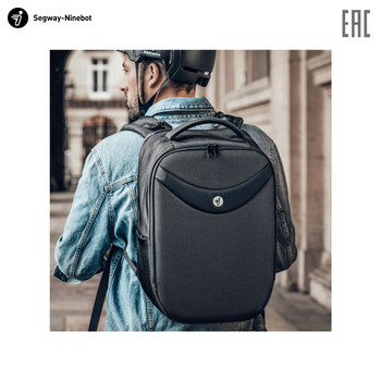 Mochilas Ninebot de Segway mochila bolso maletín scooter capacidad mochila tendencia de moda