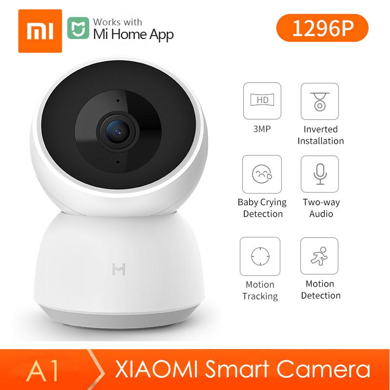 Xiaomi 2K Smart Camera 1296P 360 Angle  HD Cam WIFI Infrared Night Vision Webcam Video Camera Baby Security Monitor IP Camera