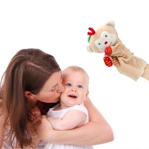 Детские игрушки, ручная кукла, плюшевая кукла, мультяшная мягкая плюшевая игрушка, фигурки, развивающие игрушки для детей, подарки TXTB1