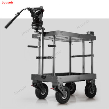 Iron head director movie cart with multi-functional lifting capacity TT-TCA01 / 02/03 for film video Max load 500kg  CD50 T03