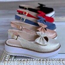 Dropship Summer 2020 Women Flats Shoes P