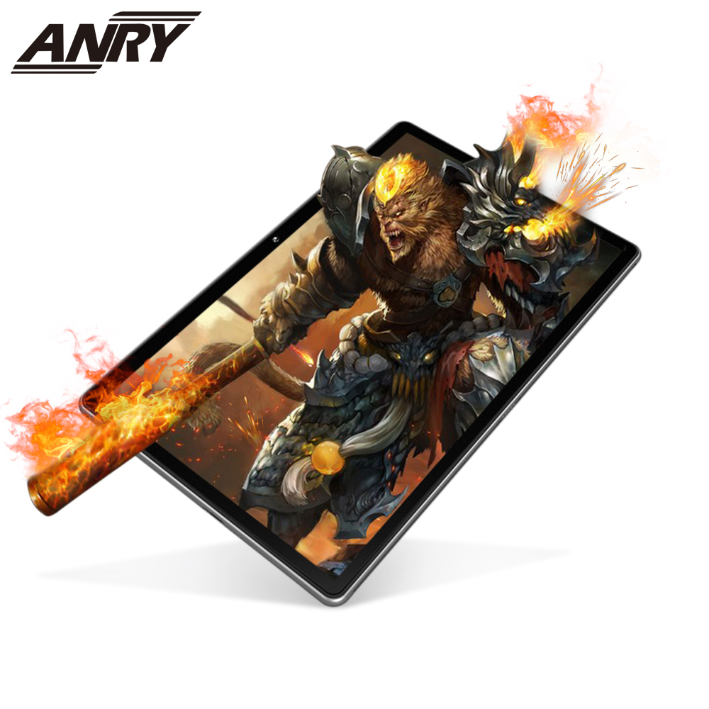 ANRY Android Tablet 11.6 Inch MT6797 X27 Deca Core Processor 6G RAM 64G Storage 2560x1600 4G Phone Call Android 9.0 Tablet Pc