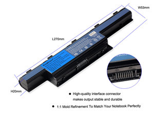 Image 2 - KingSener AS10D31 מחשב נייד סוללה עבור Acer 5742 4551G 4741G 5560G 5741G 5742G 5750G 7750G 7760G AS10D51 AS10D71 AS10D81 AS10D73