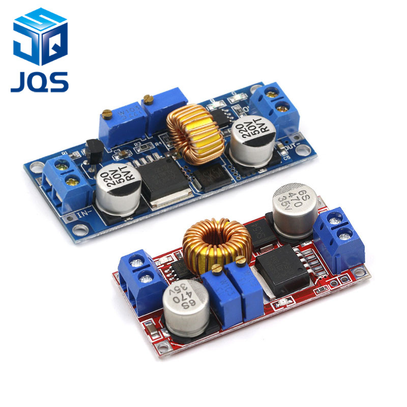 Original 5A DC To DC CC CV Lithium Battery Step Down Charging Board Led Power Converter Lithium Charger Step Down Module XL4015
