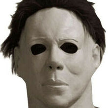 Michael Myers Mask 1978 Halloween Party Horror Full Head Adult Size Latex
