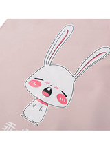 Cute Animal pattern Clothing Shoes Drawstring Storage Bag Waterproof Travel Portable Tote
