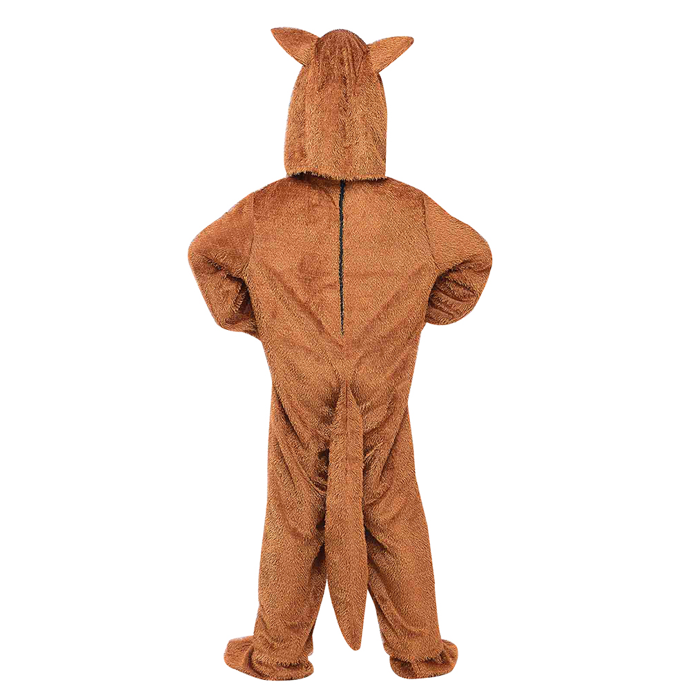 Giraffe Costume Bambini Animali Giungla Costume
