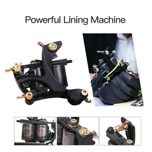 Image 3 - ด้านบนฟรีเรือComplete Tattoo Kitเครื่องโรตารี่ขดลวดร้อนขายแหล่งจ่ายไฟDragonhawkสีหมึกUSAชุด