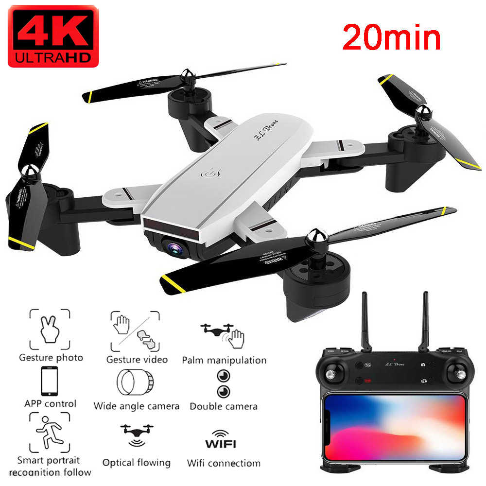 SG700D Drone 4K Hd Dual Camera Wifi Transmissie Fpv Optische Stroom Rc Helikopter Drones Camera Rc Drone Quadcopter Dron speelgoed