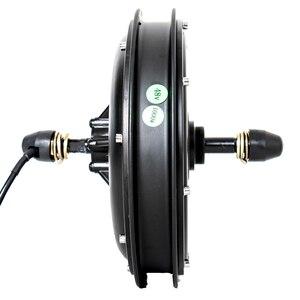 Image 2 - Śruba Freewheel 48v1000w elektryczny rower tylna piasta silnik z dużą prędkością