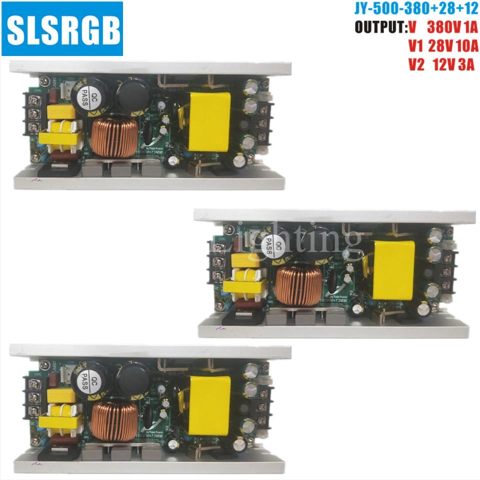 3 шт./лот 500 Вт 550 600 Вт блок питания для 15R 17R 280W 330w 350W луч прожектор размытого движущийся сценический прожектор DC12V 24V 36V 28V 380V