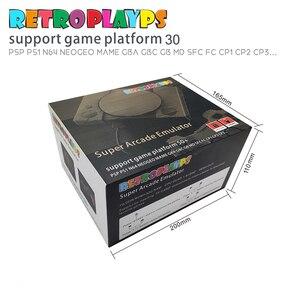 Image 5 - Powkiddy D88 hdmiラズベリーパイ30シミュレータレトロゲーム3D新ゲーム7000ゲームでエージェントbulitダブルゲームパッド
