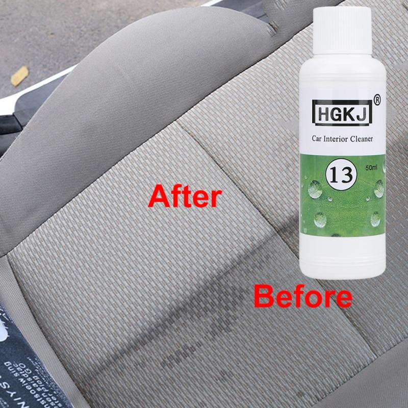 Nouvelles HGKJ 20/50ML 1:8 diluer avec de l'eau = 180ML voiture pare-brise nettoyage siège de voiture intérieurs nettoyant voiture accessoires voiture marchandises TSLM1