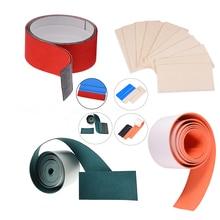 все цены на EHDIS Car Wrap Vinyl Suede Edge Fabric Felt For Card Squeegee Scraper Carbon Foil Film Protect Cloth Wrapping Car Clean Tool