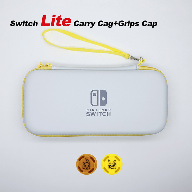 Nintendo Switch Lite Travel Carrying Bag