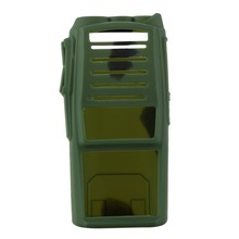 Housse de protection en Silicone Radio portable pour Camouflage Baofeng Uv-82(China)