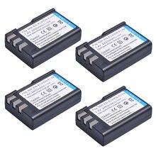 Batterie 2400mAh, pour appareil photo Nikon D40, D60, D40X, D5000, D3000