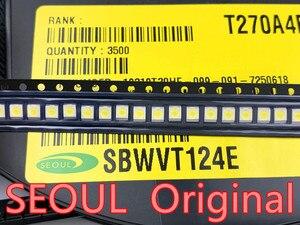 Image 4 - 1000pcs Original For SEOUL High Power LED Backlight 3528 2835 1W 100LM Cool white SBWVT124E LCD Backlight for TV TV Application