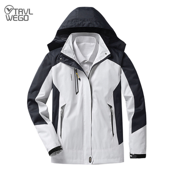 цена на TRVLWEGO Female&male Windbreaker Outdoor Jacket Women Men Water Resistant Climbing Camping Hiking Coat Trekking Fishing Jackets