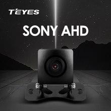 Камера заднего хода TEYES высокого разрешения 1080P, AHD, водонепроницаемая с высоким качеством ночной картинки – подходит только для магнитолы CC2