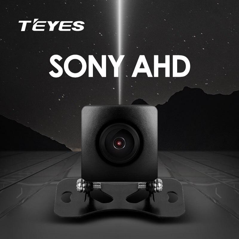 Камера заднего хода TEYES высокого разрешения 1080P, AHD, водонепроницаемая с высоким качеством ночной картинки – подходит только для магнитолы CC2|Мультимедиаплеер для авто|   | АлиЭкспресс