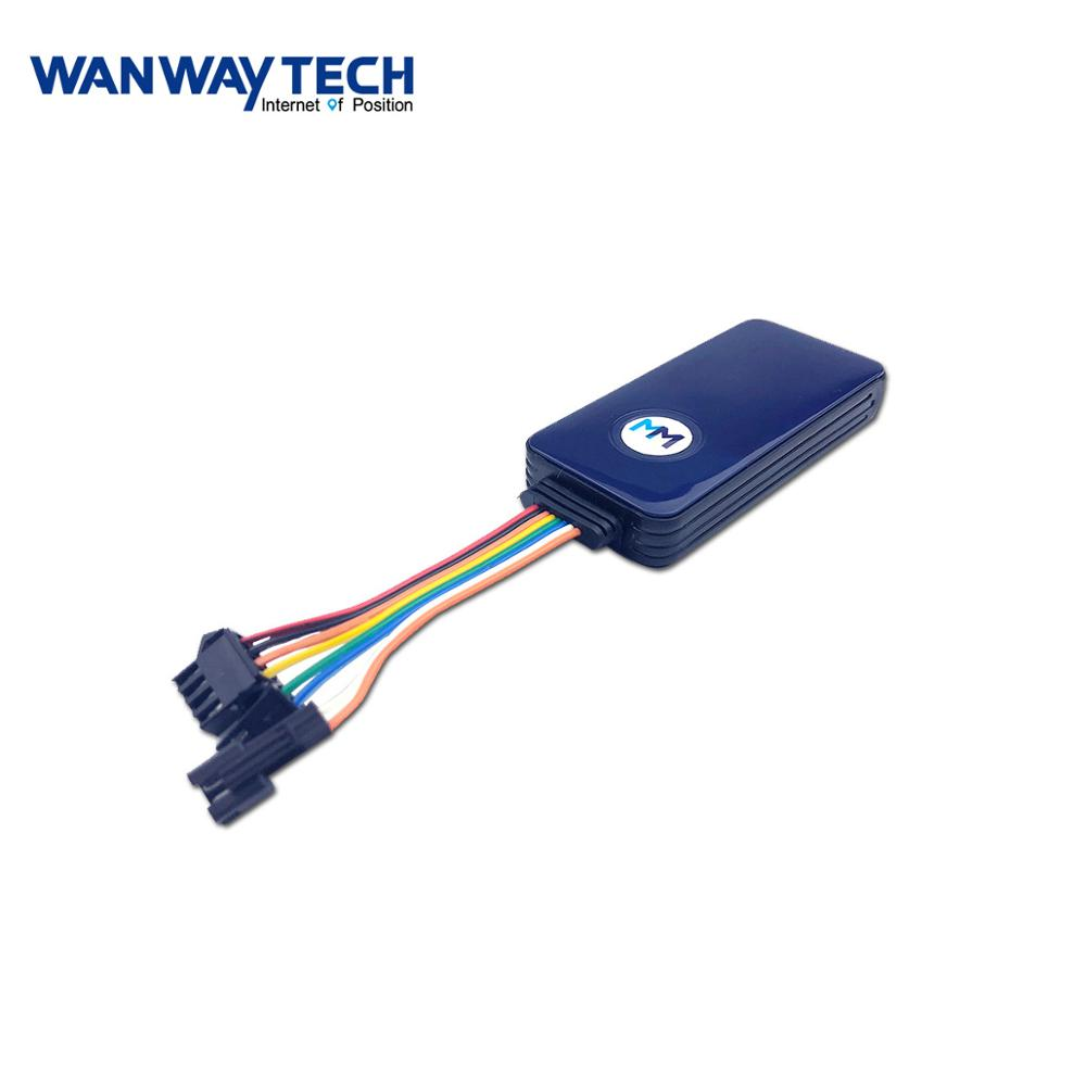 WanWayTech Car GPS Tracker G19S Stop Engine Voice Monitoring GPS/Beidou Supported Fast Positioning Tracking Device