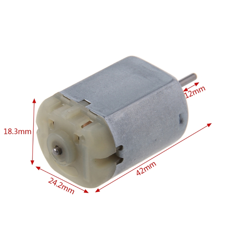 Motor Door Lock Motor Compatible with Ford Compatible with Mazda Compatible with Volvo Driver Rear Left//Right Door Electric Color : 1pc Big 1pc Small