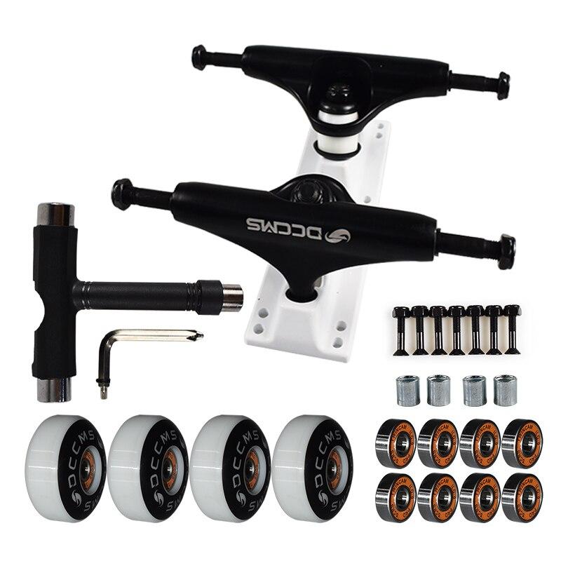 5 Inch Skateboard Bracket HR100APU Glued Skateboard Wheels Skateboard Bracket Assembly Skateboard Venue Dedicated Bracket