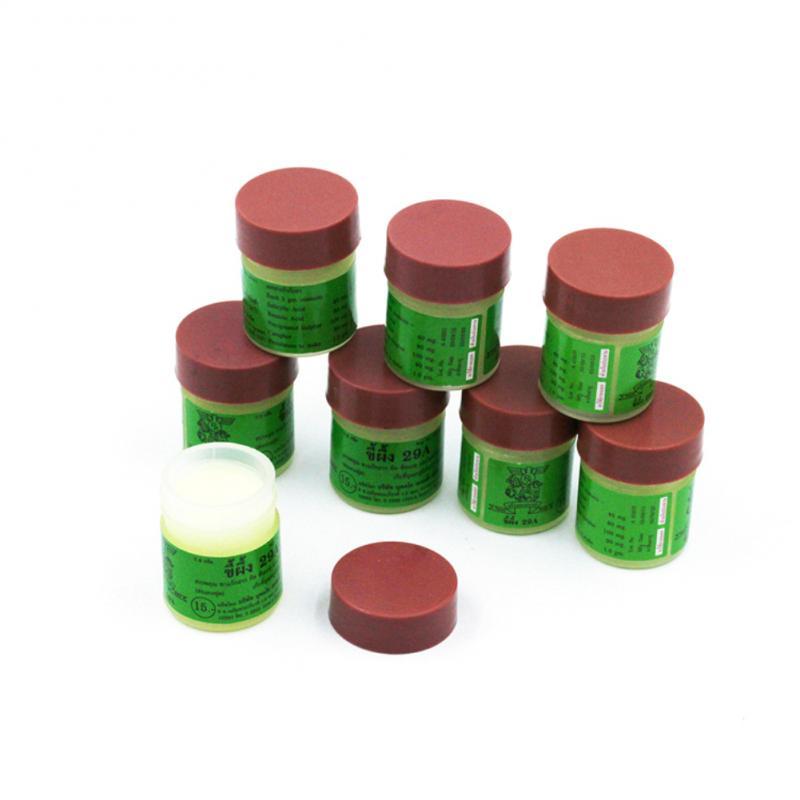 Thailand 29A Natural Ointment Psoriasi Eczma Cream Works Really Well For Dermatitis Psoriasis Eczema Urticaria Beriberi 2
