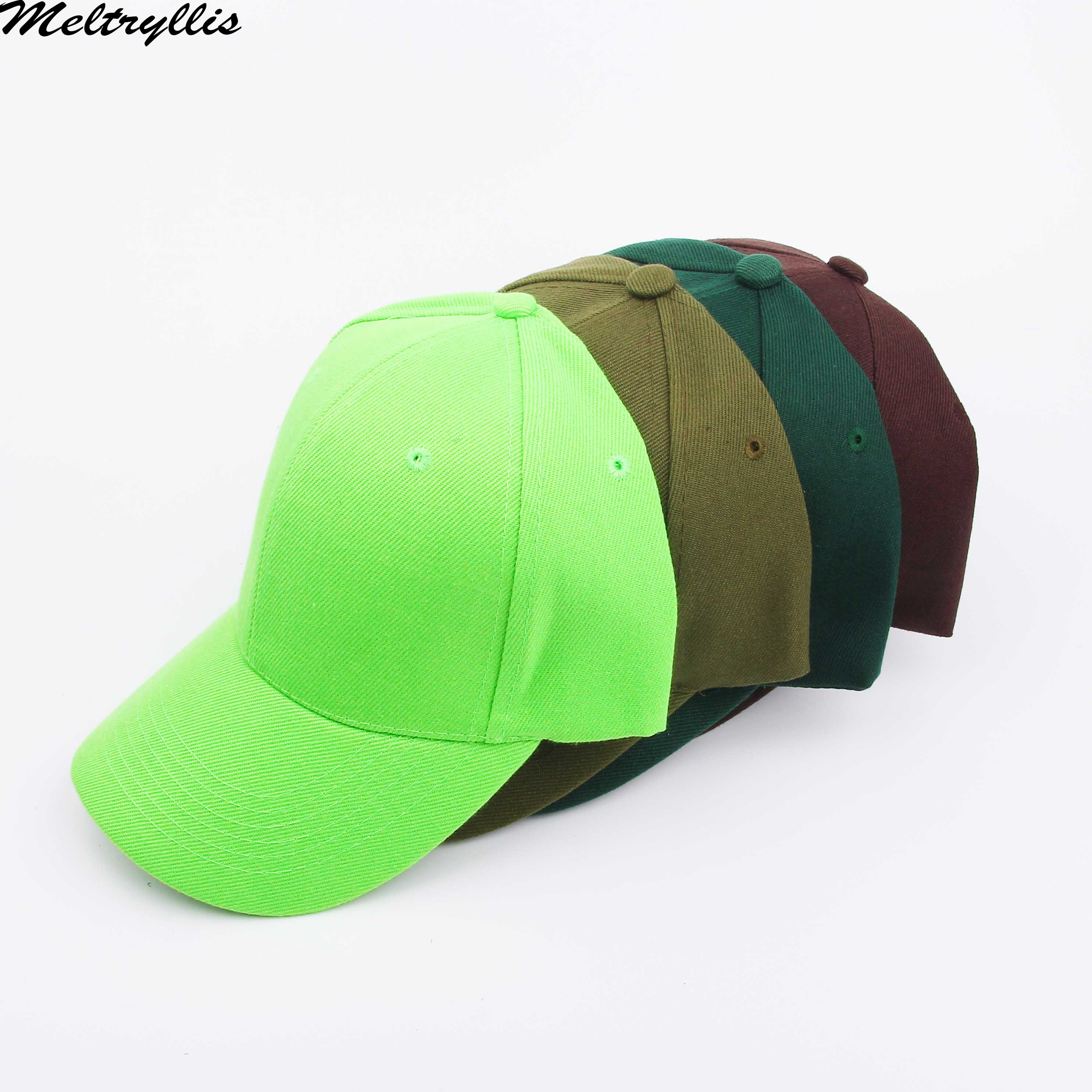 [Meltryllis]4 Colors Unisex Fahsion Baseball Cap Men Women Snapback Hat Hip-Hop Adjustable Army Hats Outdoor Climbing Caps