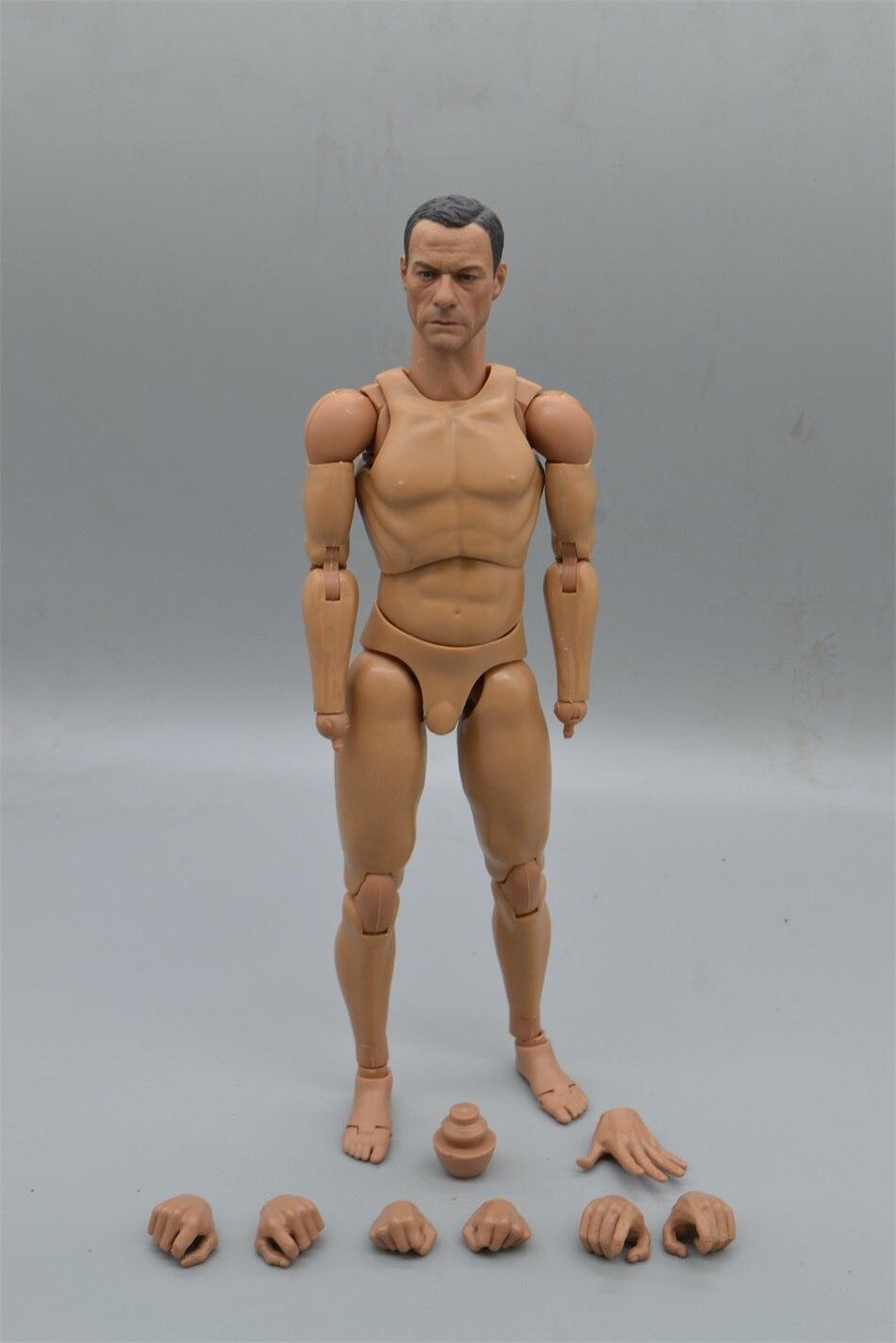 Details about  /1//6 COOMODEL BD001 Body Skin Tone Male Standard Narrow Shoulder Version