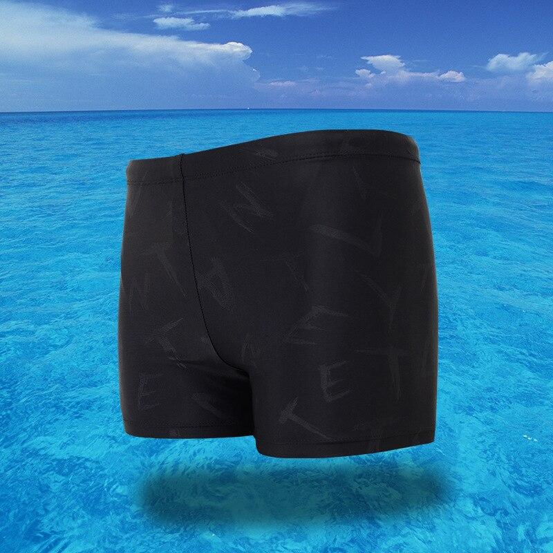 Anti-Spillage AussieBum/MEN'S Swimming Trunks Boxer Hot Springs Swimming Trunks Men's Swimming Suit