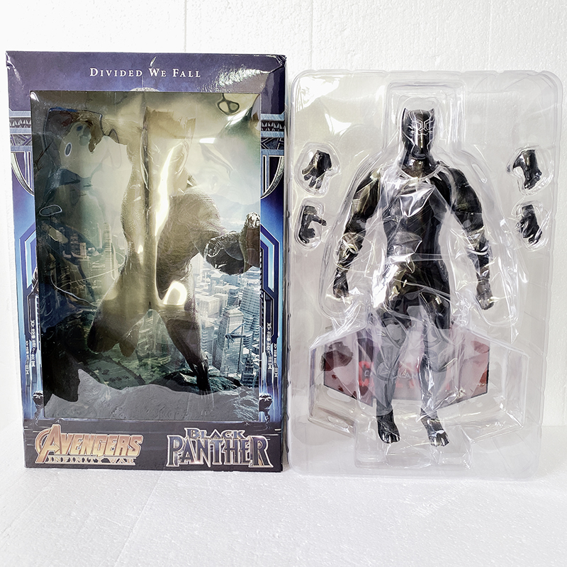 Marvel Avengers Infinity War Movable Joints Black Panther Action Figure 6 Inch