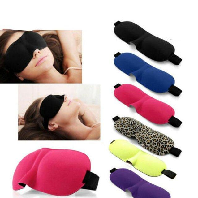 Korean Version Of 3D Eye Mask Shading 3D Eye Mask Sleep Stereo Eye Mask Men And Women Cute Cartoon Eye Mask 1