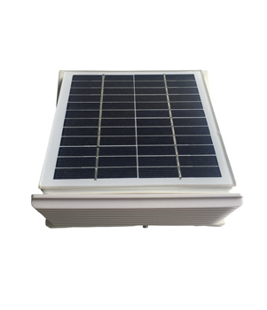 68cfm ABS Plastic SOLAR WALL FAN VENTILATOR EXTRACTOR Φ 100mm  for shed RVs, greenhouses, vans, homes,