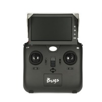 Mjx d43 5.8g 4.3in 32ch fpv 수신기 모니터 디스플레이 화면 x220 qav250 c5830 5.8g fpv 드론 quadcopter