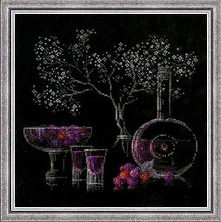cs1106 Riolis1276夜光杯酒与水果    143X140X15