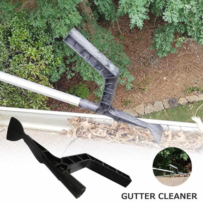 Die Rinne Werkzeug Scoop Hinter Dachfenster Dach Reinigung für Home Garten Loch können CSV