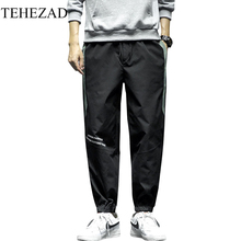 Men's Casual Pants 2021 Spring Hot Sale New Style Large Size S-5XL Loose Elastic Pants Cotton Sports Pants Casual Pants Trousers
