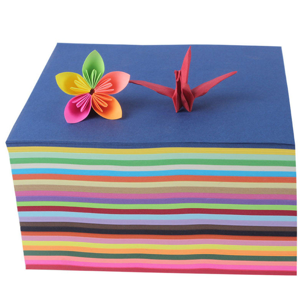 10 Colors Mixed Supvox 20 pcs Shimmer Paper Metallic Cardstock Paper Assorted Colored Pearlescent Paper for Arts Craft Gift Wrapping