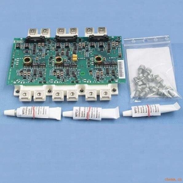 Prix bas nouveau et ORIGINAL ACS800 FS450R12KE3/AGDR-71C Module PLC en stock