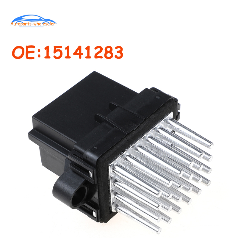 Carro 15141283 f01102428003 ventilador do motor aquecedor resistor para buick cadillac chevy gmc hummer h2 pontiac saturn suzuki