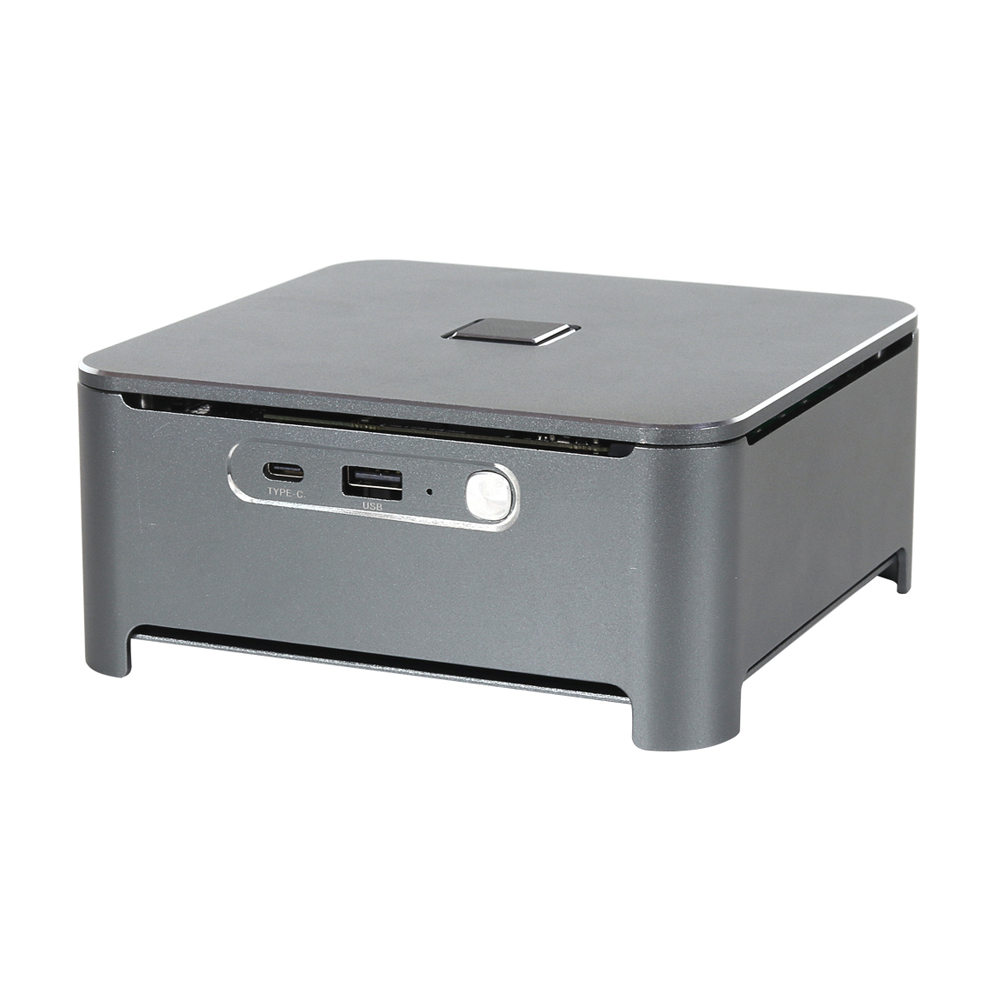 9th Generation Intel Core I9 9880H Mini PC I5 9300H I7 8750H 6*Core Dual RAM DDR4 M.2 SSD HDMI DP Mini Computer 4K UHD Nettop
