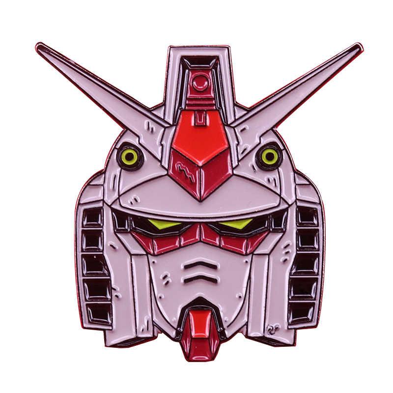 MG Freedom mobilny garnitur Gundam Pin z japonii japońskie anime Manga odznaka