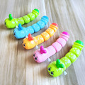 3/5 шт/партия, разные цвета заводные ребенка пазл на цепи животного caterpillar может работать детские игрушки для детей, подарки