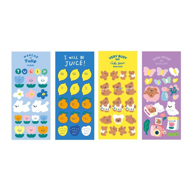 Special Thank You Sticker @Budgiepuff Design\u301024 stickers\u3011
