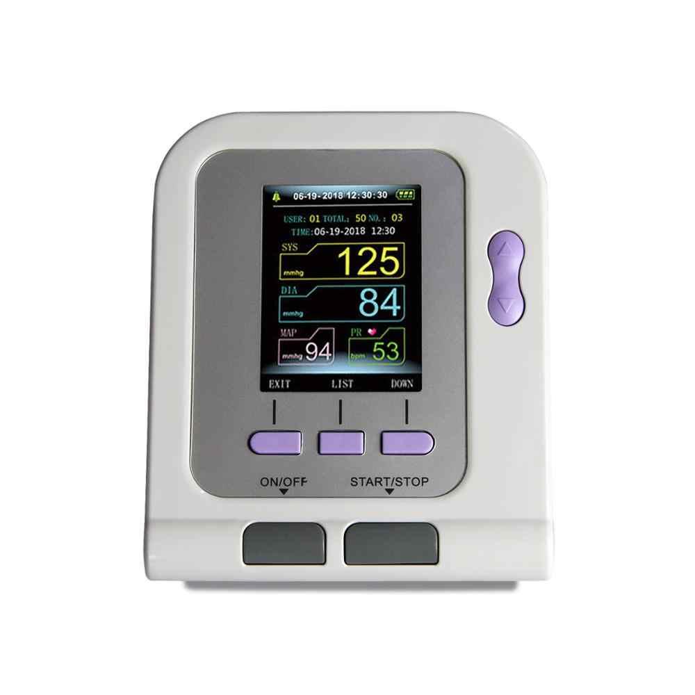 CONTEC CONTEC08A 4 커프 사용 컬러 LCD 디지털 NIBP 외래 혈압 모니터